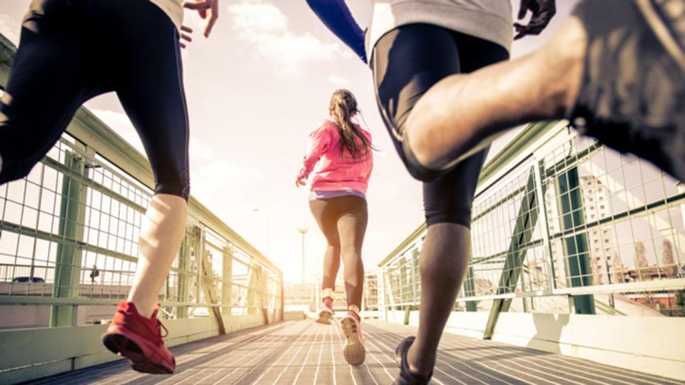running 【足ツボ&ランニング】足が軽くなって走りやすい状態でのランニングイベントのご案内  9月12(日)10:50~ / 東京都杉並区